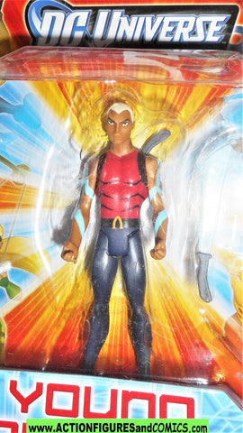 Young Justice AQUALAD Hall of Justice 4 inch dc universe league 2011 moc