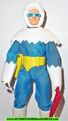 dc super heroes retro action CAPTAIN COLD FLASH super friends powers universe