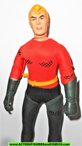 dc super heroes retro action AQUAMAN super friends powers mattel universe
