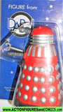 doctor who action figures DALEK dapol red silver CLAW arm Vintage moc