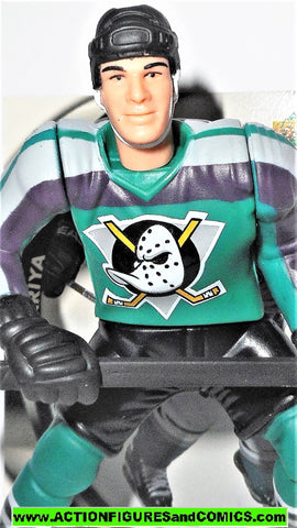 Starting Lineup PAUL KARIYA 1998 Hockey Anaheim Mighty Ducks sports