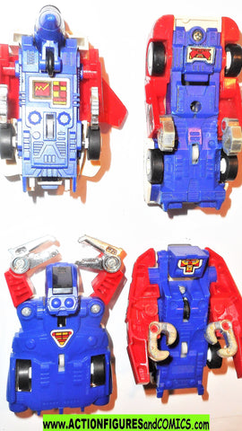 Commandrons ALL 4 complete series vintage 1985 super alternators
