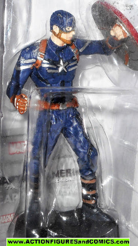 Marvel Eaglemoss CAPTAIN AMERICA 17 MOVIE series 5 inch Winter Soldier