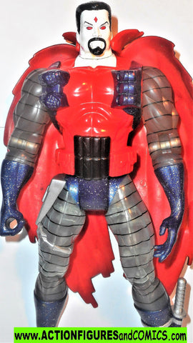 marvel universe toy biz MR SINISTER 10 inch Asteroid assault x-men animated