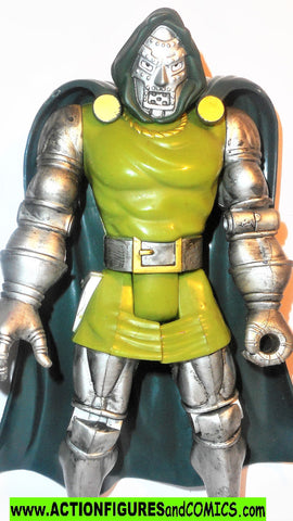 Fantastic Four DR DOOM ultra 10 inch marvel universe toybiz collectors