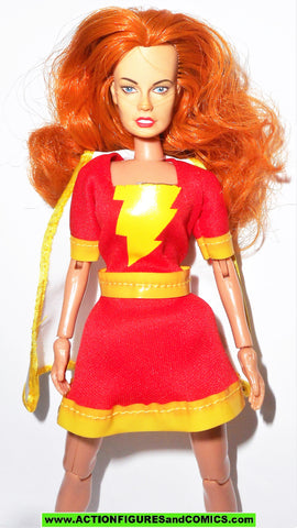 dc super heroes retro action MARY BATSON shazam ms marvel universe