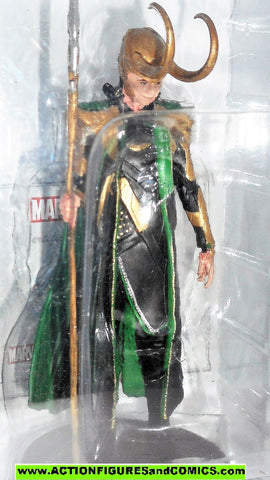 Marvel Eaglemoss LOKI #70 MOVIE series 5 inch Avengers Assemble