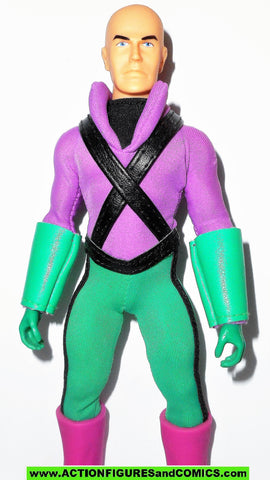 dc super heroes retro action LEX LUTHOR 8 inch mego style complete mattel universe