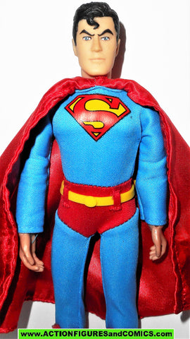 dc super heroes retro action SUPERMAN friends powers mego vintage universe