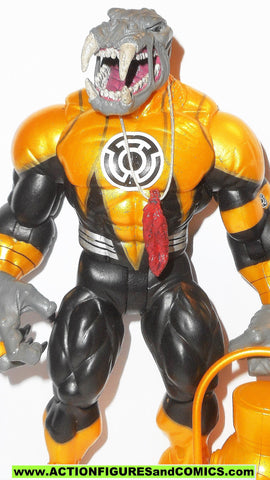 dc direct ARKILLO blackest night sinestro corps green lantern blackest night complete
