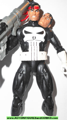 marvel legends PUNISHER vintage retro toybiz series hasbro 2017
