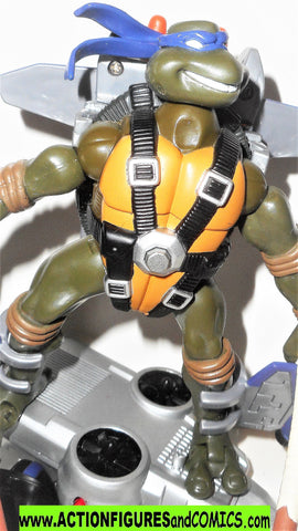 teenage mutant ninja turtles DONATELLO DON 2005 Air Ninja Complete