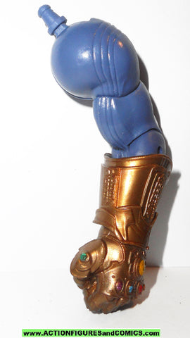 marvel legends THANOS LEFT ARM avengers infinity war MOVIE baf build a figure part
