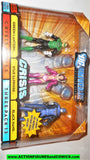 dc universe infinite heroes THREE PACK 13 green arrow star sapphire black hand moc mib