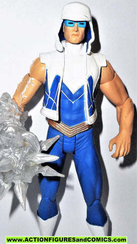dc direct CAPTAIN COLD new 52 flash super villains 2013 collectibles