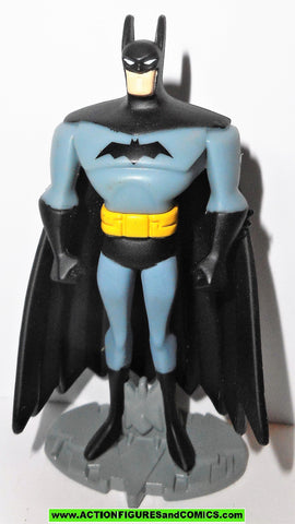 justice league unlimited BATMAN 3 inch die cast metal collection 2004