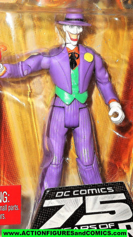 dc universe infinite heroes JOKER 2009 series 2 batman 75 years MOC 000