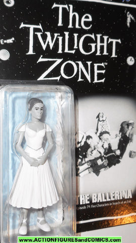 Twilight Zone BALLERINA episode 79 five characters in search of an exit moc