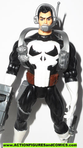 Spider-man the Animated series PUNISHER 1995 complete toybiz