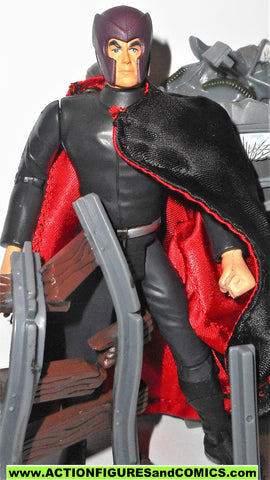 marvel legends MAGNETO x-men movie series toy biz 2000 2001 fig