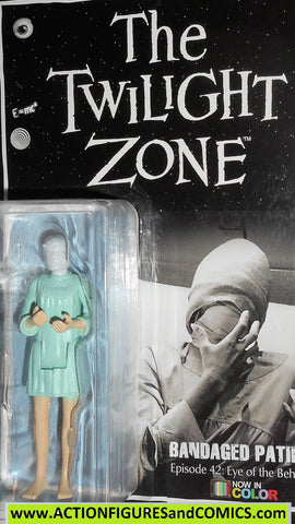 Twilight Zone BANDAGED PATIENT color VARIANT only 462 eye of the beholder moc