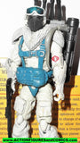 gi joe SNOW SERPENT 2008 v9a trooper 25th anniversary complete w file card