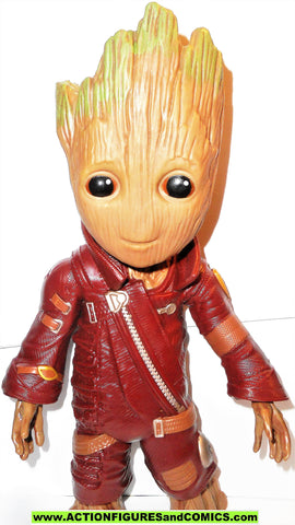 Guardians of the Galaxy GROOT 10 inch Ravager marvel universe 100
