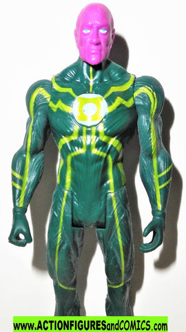 dc universe infinite heroes ABIN SUR green lantern movie energy suit