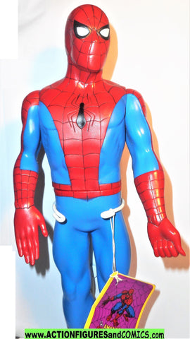 SPIDER-MAN 13 inch vinyl 1990 Hamilton Gifts Presents marvel universe