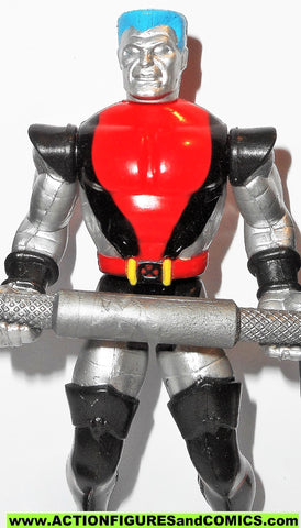 x-men x-force toy biz COLOSSUS marvel universe black variant kaybee