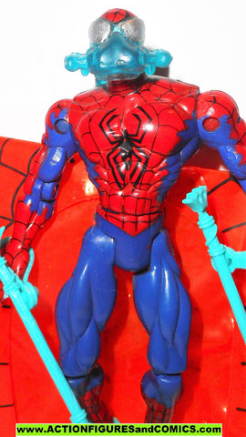 Spider-man the Animated series SEA HUNTER SPIDEY web splashers 1997