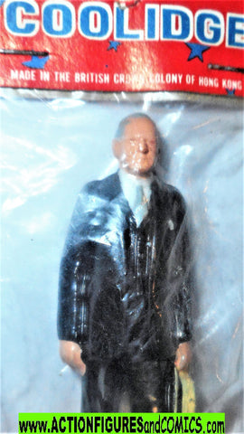 Presidents of the United States Marx #30 CALVIN COOLIDGE 60's mib moc