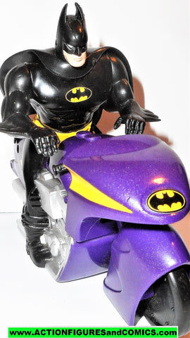 BATMAN Legends of Batman BATCYCLE motorcycle cycle complete 1995