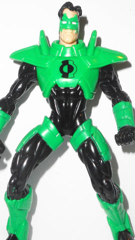 Total Justice JLA GREEN LANTERN KYLE RAYNER wb store exclusive kenner toys