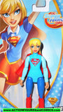 DC super hero girls SUPERGIRL 6 inch ACTION READY superman dc universe full