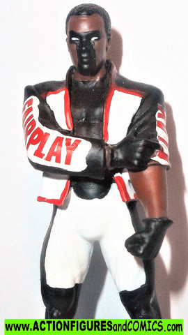 DC Eaglemoss chess MR TERRIFIC #80 1/21 scale figurine dc universe