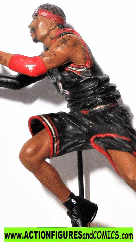 mcfarlane sports action figures ALLEN IVERSON 3 inch basketball pix pics