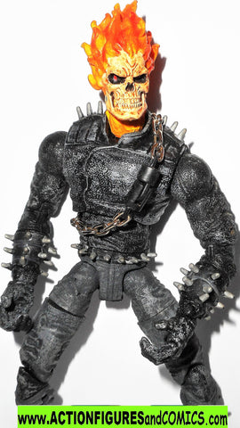 marvel legends GHOST RIDER series III 3 toy biz 2002 fig