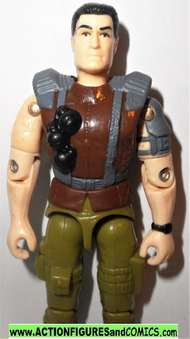 gi joe FLINT ROCK N ROLL 2000 v6 ARAH flint headquarters operator Complete