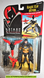 BATMAN animated series KNIGHT STAR BATMAN the new moc kenner
