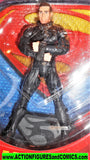 dc universe classics GENERAL ZOD shackles superman man of steel movie masters moc