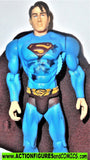 Superman Returns BULLET PROOF SUPERMAN Brandon Routh 2006 mattel Fig