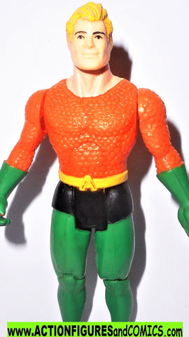 Super powers AQUAMAN kenner vintage 1984 1983 kenner toys fig