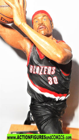 mcfarlane sports action figures RASHEED WALLACE 7 inch basketball pix pics