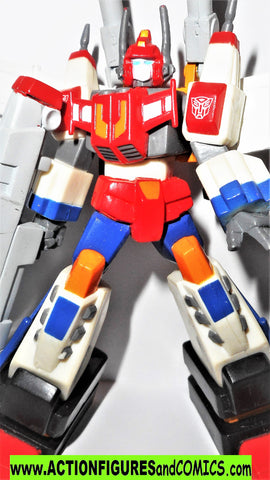 Transformers pvc VICTORY SABER color ALL UPGRADE CHASE PARTS scf