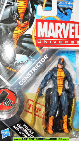 marvel universe CONSTRICTOR series 2 025 25 2010 hasbro toys action figures moc