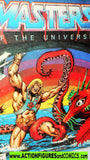 Masters of the Universe VENGEANCE of SKELETOR vintage He-man mini comic