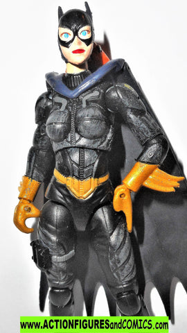 dc universe infinite heroes BATGIRL 4 inch CUSTOM action figure