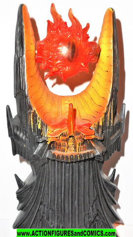 Lord of the Rings EYE OF SAURON electronic toy biz action figures