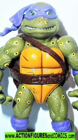 teenage mutant ninja turtles DONATELLO movie star Don 1992 II 2 vintage
